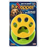 FurZapper 2 Pack Pet Hair Remover for Washer and Dryer Pack of 2