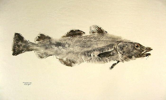 Resultado de imagen de old gyotaku