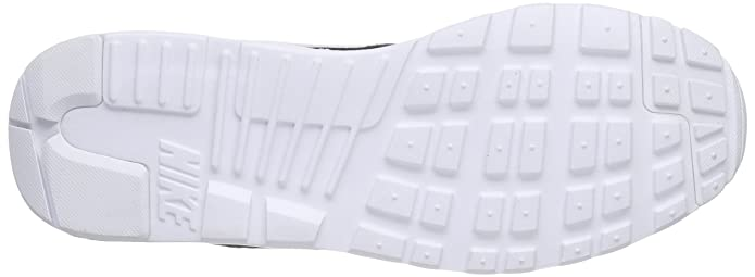 Nike air max tavas ltr scarpe sportive pelle scamosciata nere