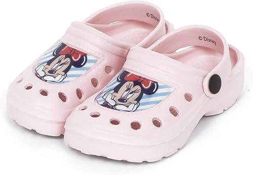 Minnie Mouse Badeschuhe Clogs Sandalen pink  Gr 28//29