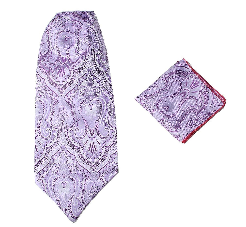 138d8ca113a0 Para hombre Premium diseño de bandera de Italia boda de estilo Ascot funda  rígida algodón pañuelo