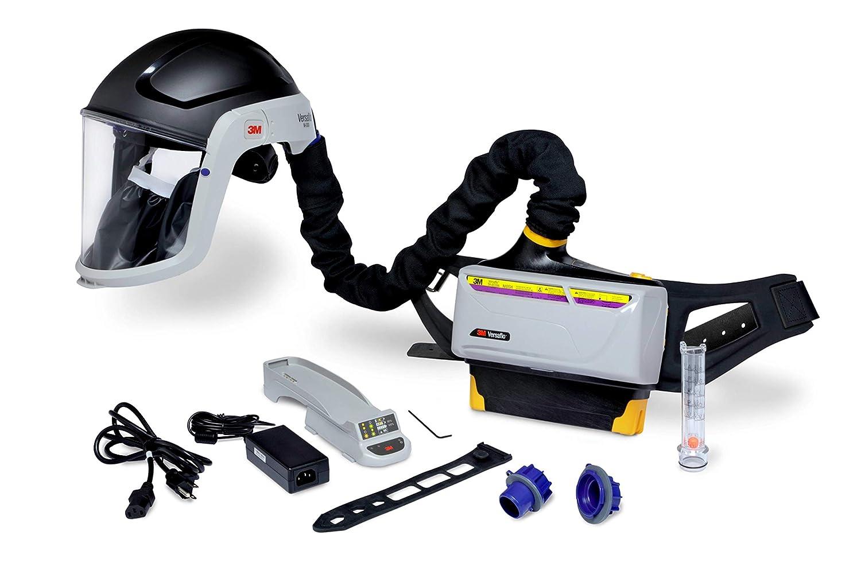 3M Versaflo 94250 3M Versaflo - Kit de respirador purificador de aire para industria pesada TR-800-HIK: Amazon.es: Amazon.es
