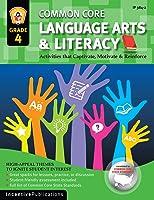Common Core Language Arts & Literacy Grade 4