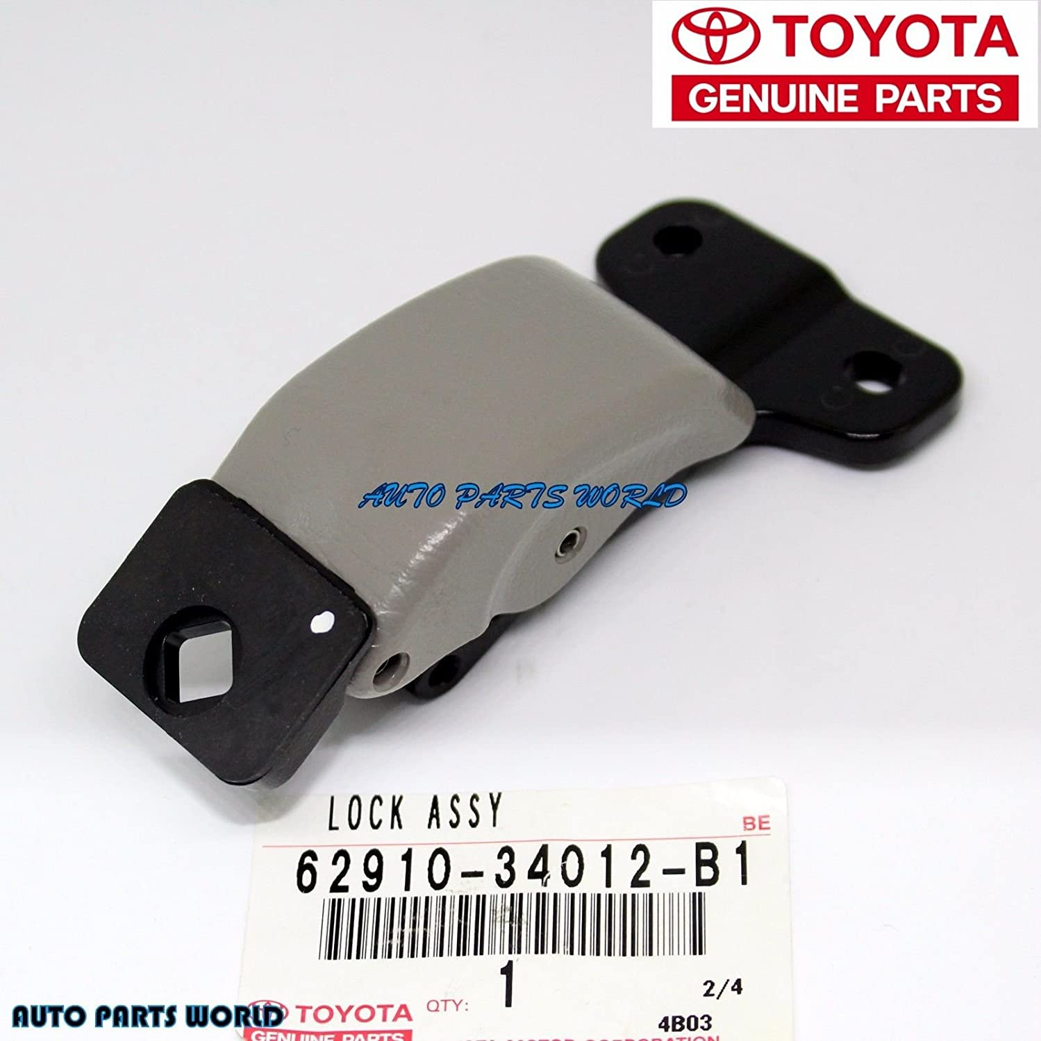 Toyota 62910-34012-B1 Quarter Window Lock Assembly