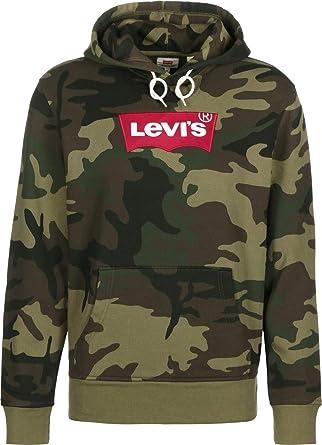Levis ® Modern HM Sudadera con Capucha Camo