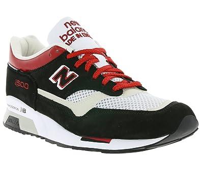 mistä voin ostaa laadukkaita tuotteita valtava alennus Black Shoes New Balance 1500