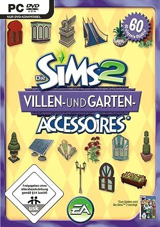 Die Sims 2   Villen  Und Garten Accessoires (Add On)