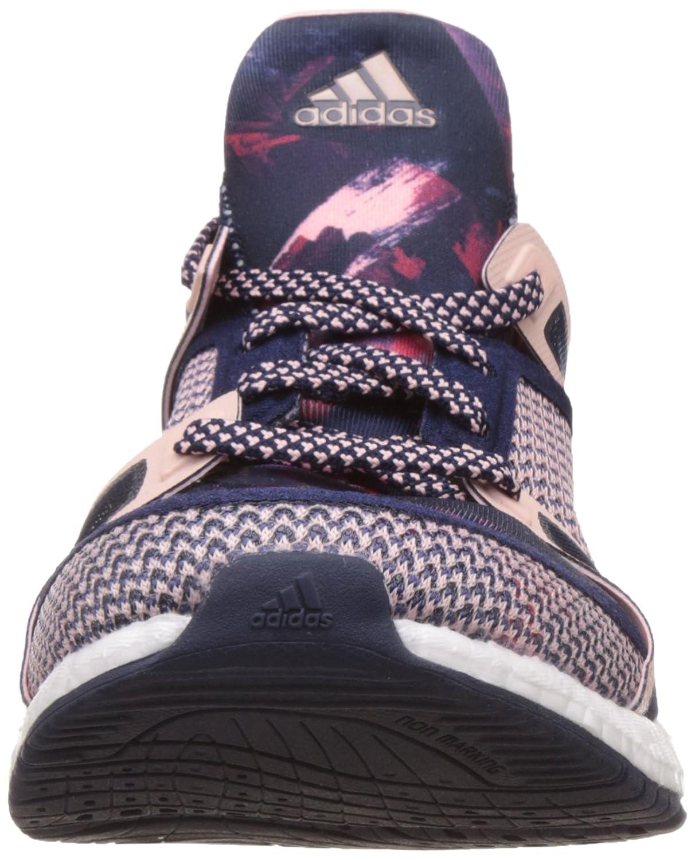 adidas Pure Boost X TR, Chaussures de Sport Femme, Bleu (Bleu Marine Collégial/Bleu Marine Nuit/Blanc Footwear), 38 EU