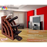 Vian Crafts'Man Beautiful Wooden Multi Remote Control Stand/Organiser/Rack For Tv