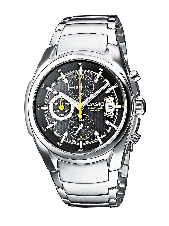 casio edifice men s watch ef 512d 1avef amazon co uk watches