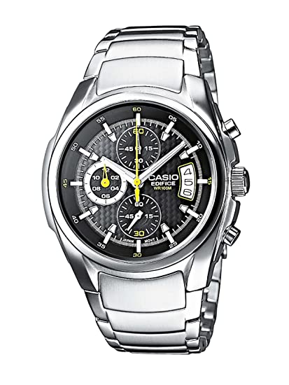 3cac22639d39 CASIO EDIFICE EF-512D-1AVEF CHRONOGRAPH NEW MEN S WATCH  Amazon.ca  Watches