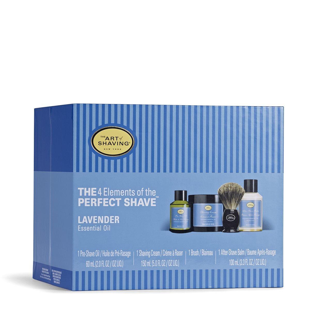 The Art of Shaving Full Size Kit, Lavender, 889g