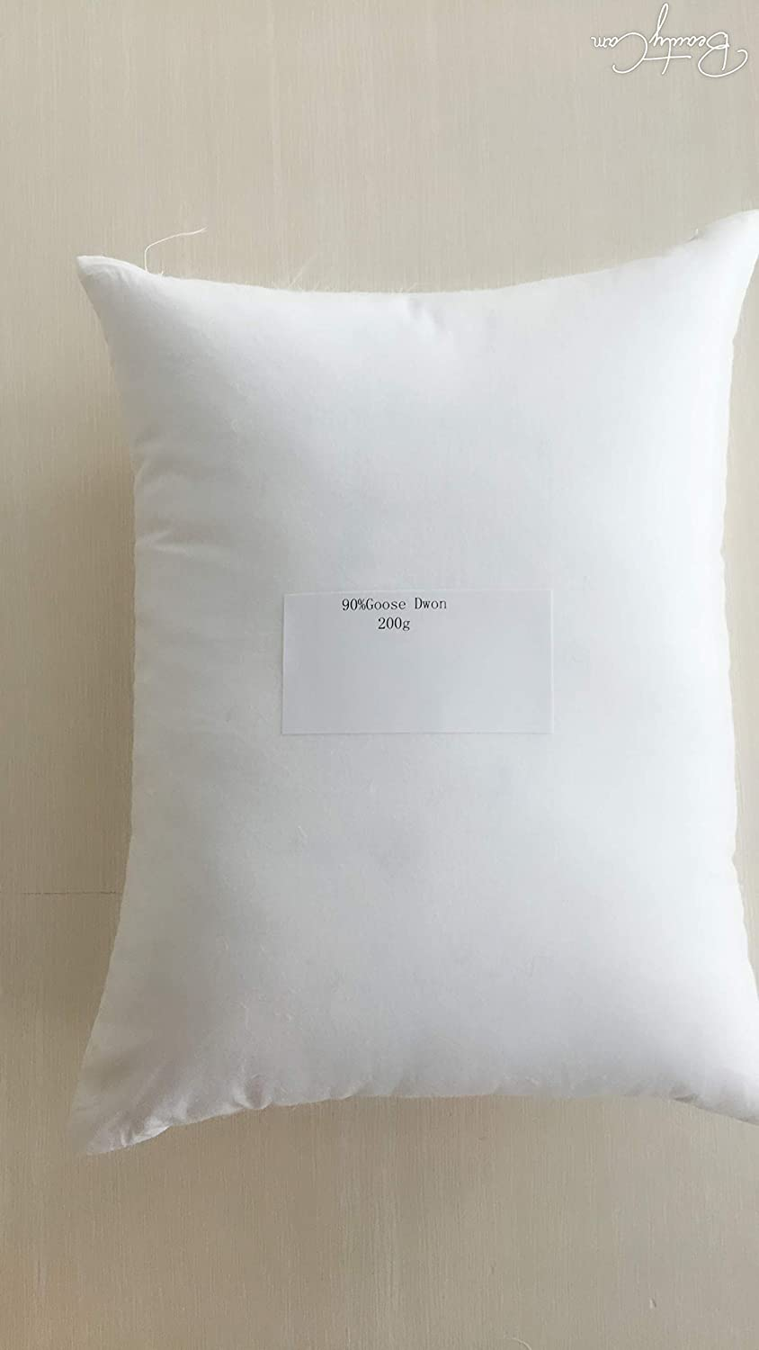 Bulk Goose Down Filling(7once), 100% Natural White Down-DIY, Make Your own Pillow, Comforter, Toy, Jacket, Sofa-Sample February Snow
