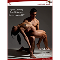 Art Models CesarLuana027: Figure Drawing Pose Reference (Art Models Poses) (English Edition)