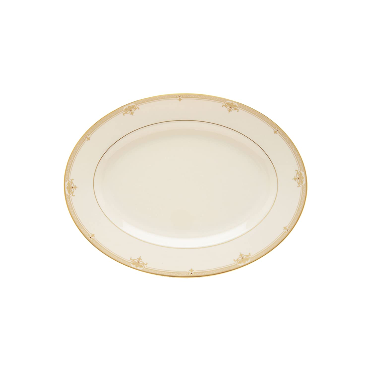 Amazon.com Lenox Republic Gold-Banded 5-Piece Place Setting Service for 1 Teacups Kitchen \u0026 Dining  sc 1 st  Amazon.com & Amazon.com: Lenox Republic Gold-Banded 5-Piece Place Setting ...