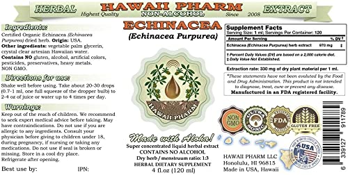 Echinacea Alcohol-Free Liquid Extract