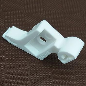 honeysew prensatelas pie adaptador de vástago de fijación bajo tobillo para Husqvarna Viking máquina de coser # 4124112 - 01: Amazon.es: Hogar