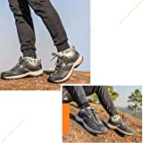 CAMEL CROWN Hiking Shoes for Men Tennis Trail