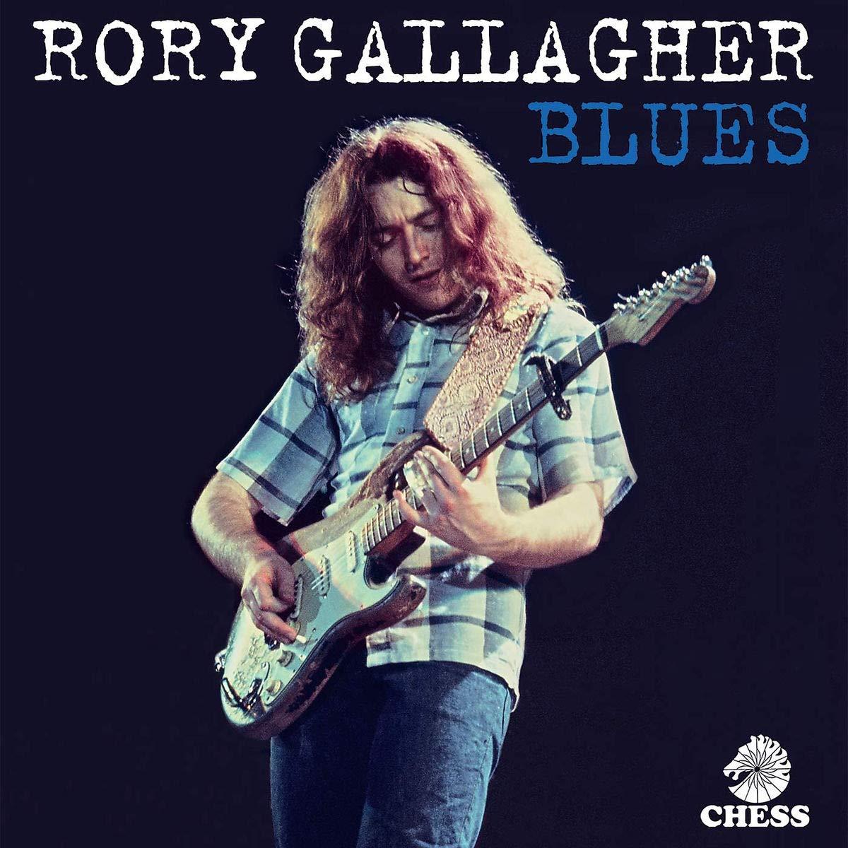 The Blues : Rory Gallagher: Amazon.es: Música