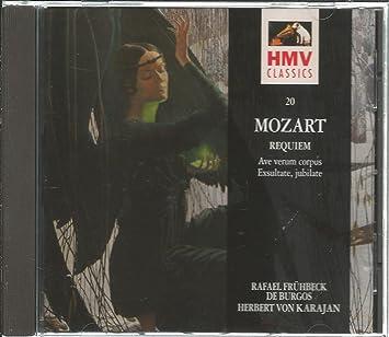 Amazon.com: Mozart: Requiem Fruhbeck De Burgos: Music