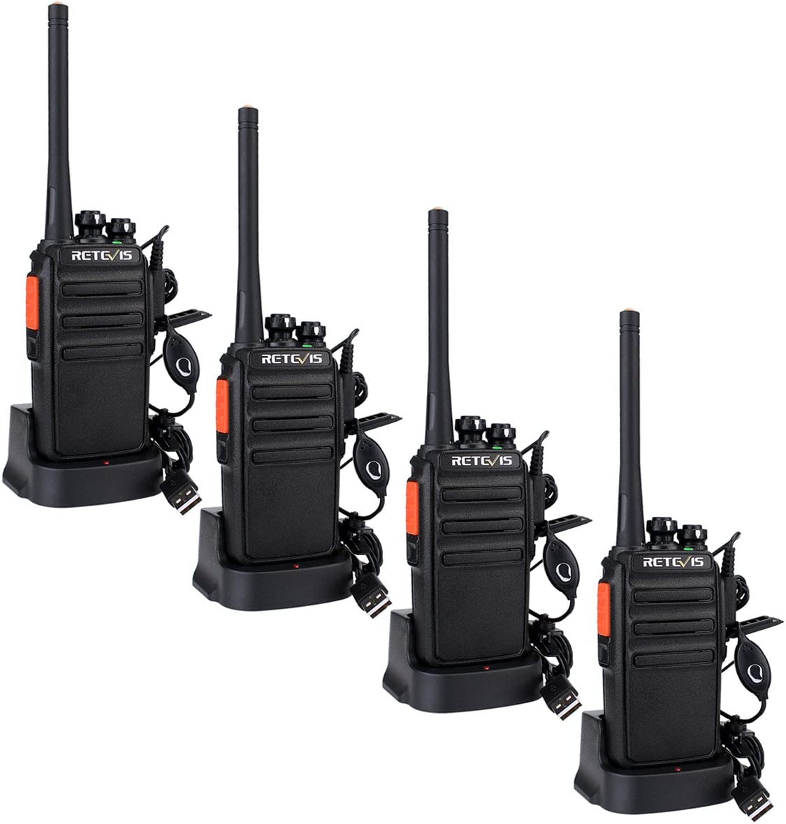 Retevis RT24 Walkie Talkie Recargable