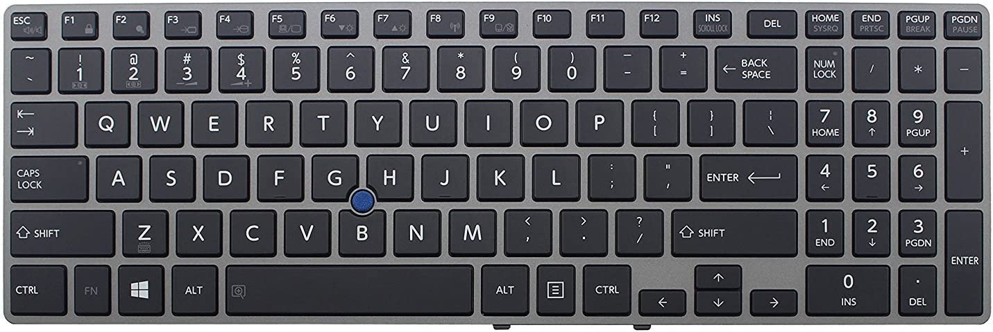 wangpeng New for Toshiba Tecra Z50-A1503 Z50-A1510 US Black Backlit Keyboard