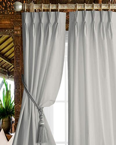 Magic Drapes Home D cor Polyester Blackout Curtains Thermal Insulated