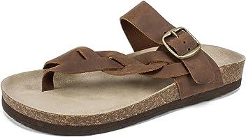 6e826ed909a5 Mountain Sole Shoes Women s Sandal Brown Size 9