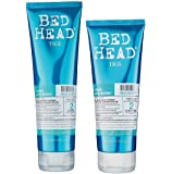 Urban Antidotes by Tigi Bed Head Hair Care Recovery Competition Set - Shampoo 250ml & Conditioner 200ml 250ml