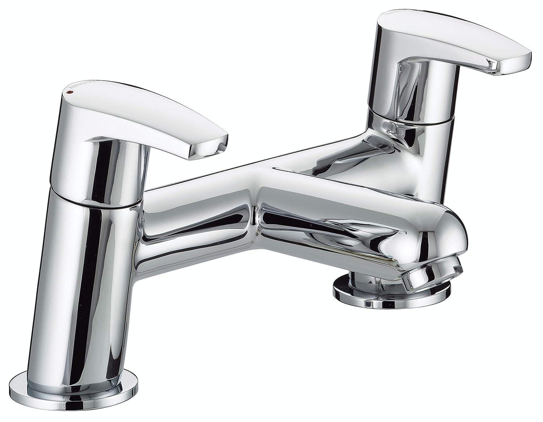 Bath Filler Bristan OR BSM C Orta Bath Shower Mixer - Chrome Plated