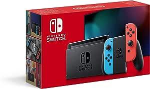 Nintendo Switch Console, Rood/Blauw (Nintendo Switch)