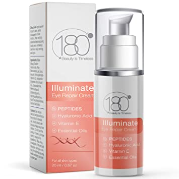 Amazon Com 180 Cosmetics Eye Repair Cream Visibly Removes Fines