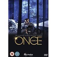 Once Upon A Time Season 7 [DVD] [2018]