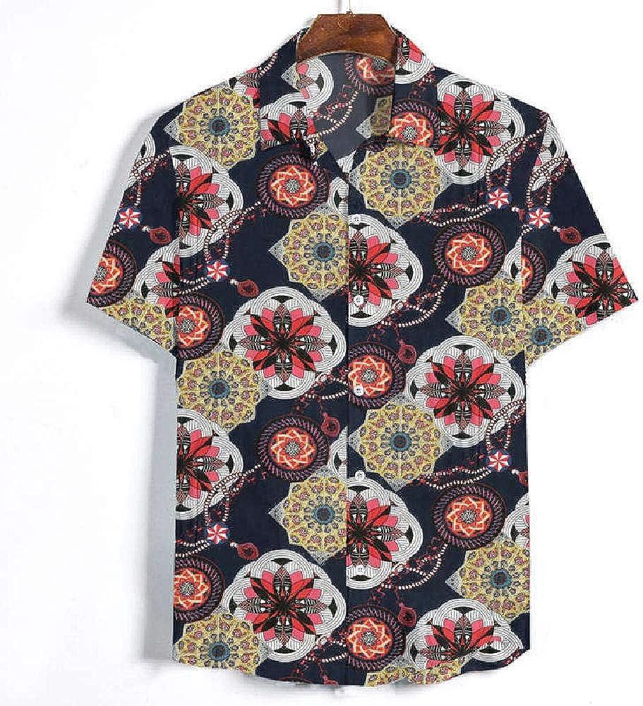 2020 Camisa casual de manga corta para hombre, diseño de tendencia de moda