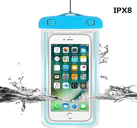 vechoo Universal impermeable teléfono móvil para Smartphone de ...