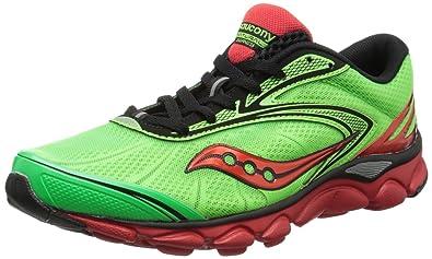 SAUCONY Virrata 2 Zapatilla de Running Caballero, Verde/Negro, 48: Amazon.es: Zapatos y complementos
