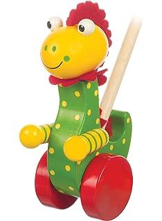 Orange Tree Toys Porcinet /à Pousser