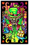 Amazon Price History for:Alice in Wonderland Mad Hatter Collage Flocked Blacklight Poster Art Print 23 x 34in