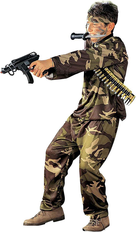 Disfraz de soldado para niño - 128: Amazon.es: Electrónica