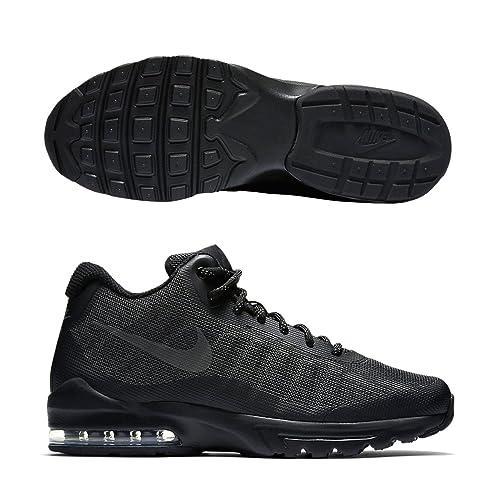 8b94352deb95 Nike Air Max Invigor Mid Black Anthracite Black Men s Cross Training Shoes   Amazon.ca  Shoes   Handbags