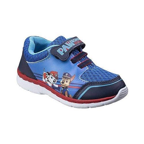 Patrulla Canina - Zapatillas Deportivas Infantiles diseño Chase y Marshall con Cierre Adhesivo para niños: Amazon.es: Zapatos y complementos