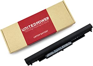 United Power Replacement HS03 HS04 Battery for HP 17-X115DX 14.6V 41Wh 4 Cell Battery Pack