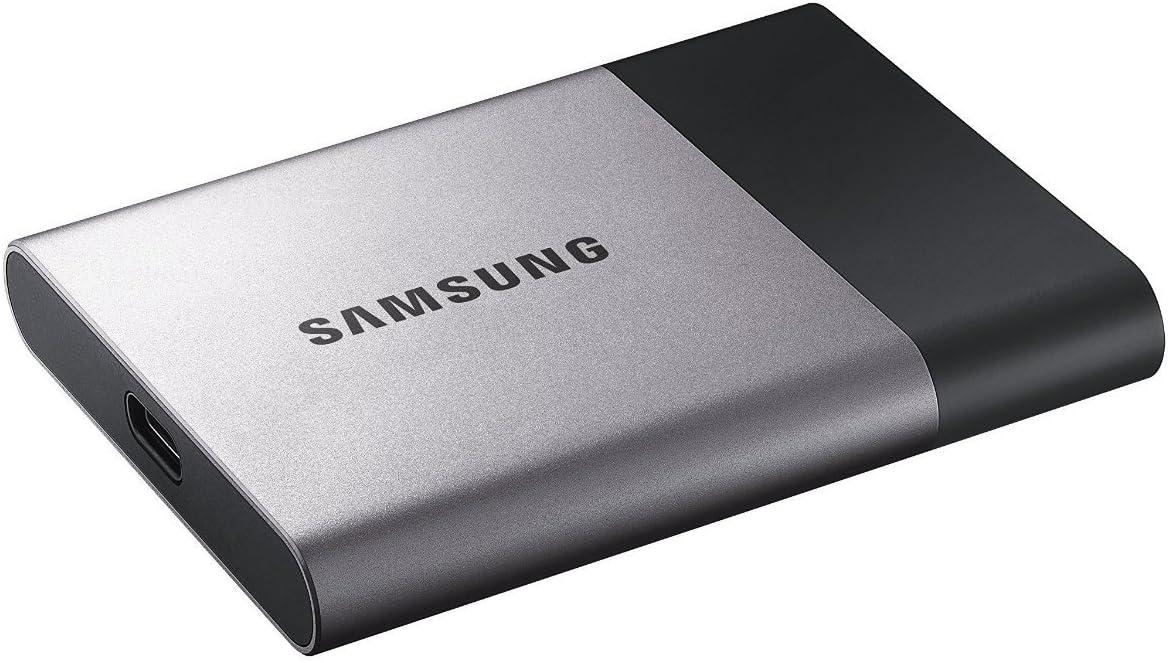 Samsung T3 Portable External 500GB SSD USB 3.0 MU-PT500B Solid State Drive