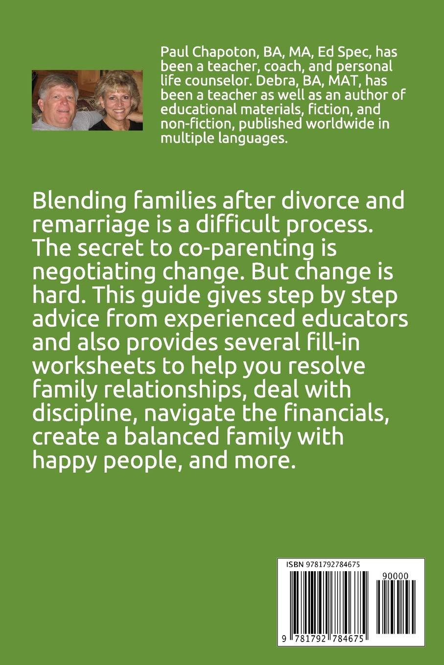 How to Blend Families: A Guide for Step Parents: Debra