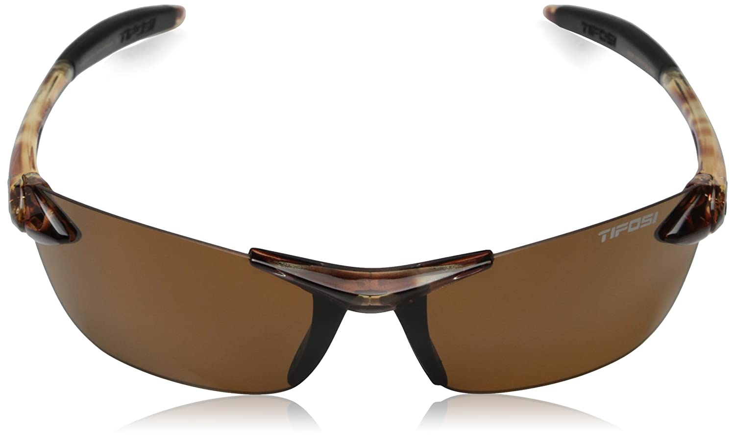 3ddf8fd42f Amazon.com  Tifosi Seek Polarized Wrap