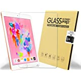 KIQ iPad Air/Pro 9.7/5th/6th Tempered Glass Screen Protector 0.30mm 9H case-Friendly self-adhere Easy to Install with Cleaner