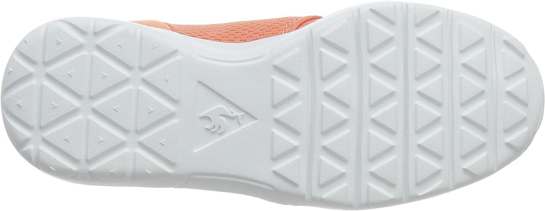 Le Coq Sportif Dynacomf GS Metallic Mesh Zapatillas para Ni/ñas 31 EU Papaya Punch Rose Rosa