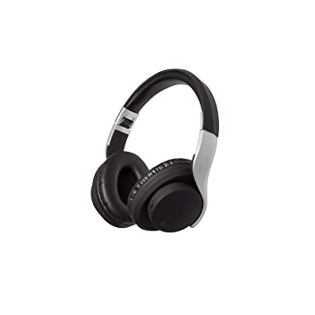 f5e72689c6d KitSound Twist Bluetooth Wireless Headphones with On-Ear Track Controls and  Call Handling Function,