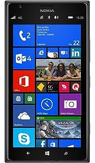 ca5ec753e01a4a Nokia Lumia 1520 GSM Unlocked RM-937 4G LTE 16GB Windows 8 Smarphone - Black