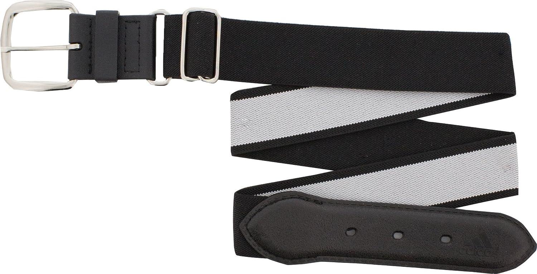 cf9d922dd2c Amazon.com   Adidas Youth Baseball Belt (Black